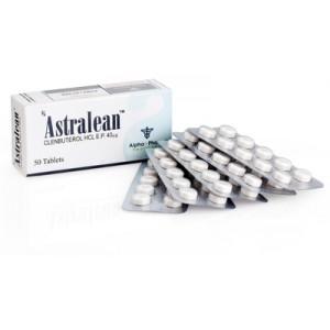 ASTRALEAN (CLENBUTEROL HCL)