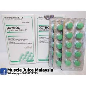 Oxybol - ANADROL 50MG/50TABS