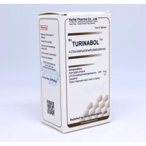 Turinabolin 10MG/100TABS