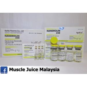 Nandrolin 250 (DECA 250MG )