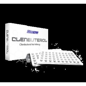 CLENBUTEROL 40MCG/100TABS