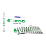 STANO-10MG/100TABS