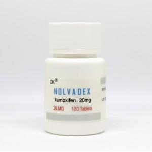 TAMOXIFEN (Nolvadex)10mg x 100 tabs