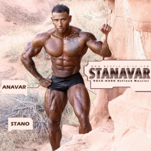 STANAVAR (STANAZOLOL 50mg/ANAVAR 50mg/50 tabs)